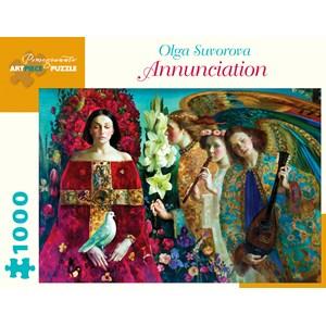 "Pomegranate (aa1017) - Olga Suvorova: ""Annunciation"" - 1000 piezas"