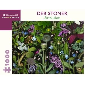 "Pomegranate (aa1087) - Deb Stoner: ""Siri's Lilac"" - 1000 piezas"