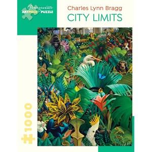 "Pomegranate (aa1060) - Charles Lynn Bragg: ""City Limits, 1986"" - 1000 piezas"