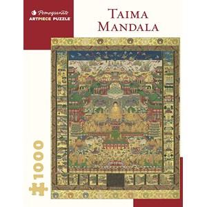 """Pomegranate (aa1069) - """"Taima Mandala"""" - 1000 piezas"""