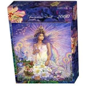 """Grafika (00830) - Josephine Wall: """"Virgo"""" - 2000 piezas"""