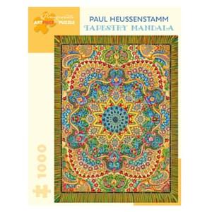 "Pomegranate (aa1046) - Paul Heussenstamm: ""Tapestry Mandala"" - 1000 piezas"
