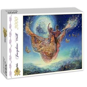 """Grafika (01107) - Josephine Wall: """"Gypsy Moth"""" - 2000 piezas"""