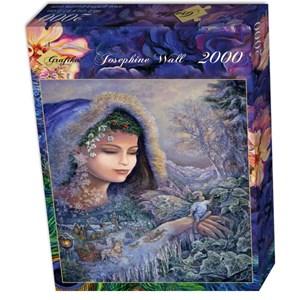 "Grafika (01111) - Josephine Wall: ""Spirit of Winter"" - 2000 piezas"