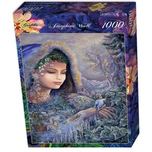"Grafika (01112) - Josephine Wall: ""Spirit of Winter"" - 1000 piezas"
