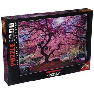 """Anatolian (1037) - """"Pink Tree"""" - 1000 piezas"""