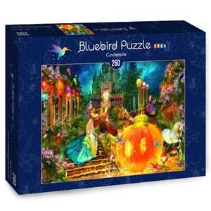 """Bluebird Puzzle (70387) - Aimee Stewart: """"Cinderella"""" - 260 piezas"""