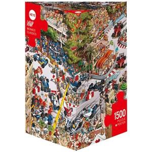 "Heye (29923) - Jean-Jacques Loup: ""Monaco Classics"" - 1500 piezas"