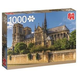 "Jumbo (18528) - ""Notre Dame de Paris"" - 1000 piezas"