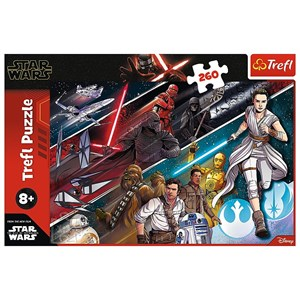 "Trefl (13252) - ""Star Wars"" - 260 piezas"