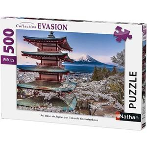 "Nathan (87154) - ""Japan"" - 500 piezas"
