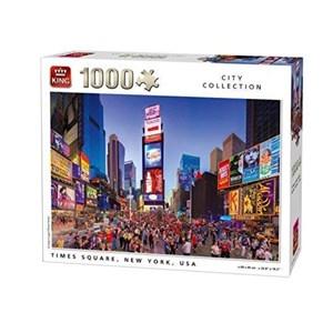 "King International (05707) - ""Times Square, New York"" - 1000 piezas"