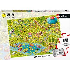 """Nathan (86877) - """"Smileys"""" - 250 piezas"""