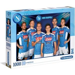"Clementoni (39538) - ""Napoli 2020"" - 1000 piezas"