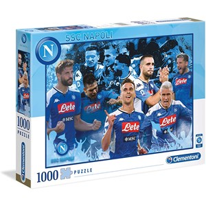"Clementoni (39539) - ""Napoli 2020"" - 1000 piezas"