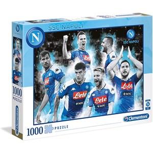 "Clementoni (39540) - ""Napoli 2020"" - 1000 piezas"
