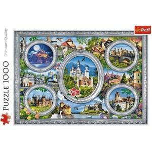 "Trefl (10583) - ""Castles of the World"" - 1000 piezas"