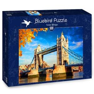 "Bluebird Puzzle (70270) - ""Tower Bridge"" - 500 piezas"