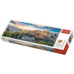"""Trefl (29503) - """"Acropolis, Athens"""" - 500 piezas"""