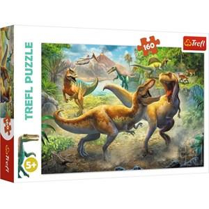 """Trefl (15360) - """"Dinosaurs"""" - 160 piezas"""