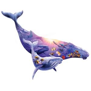 "SunsOut (90348) - Steve Sundram: ""Humpback Whale"" - 1000 piezas"
