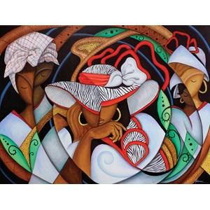 "SunsOut (39467) - Marcella Muhammad: ""Bloodlines"" - 500 piezas"