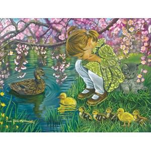 "SunsOut (35972) - Tricia Reilly-Matthews: ""A Mother's Love"" - 500 piezas"