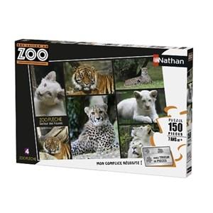 """Nathan (86838) - """"Zoo"""" - 150 piezas"""
