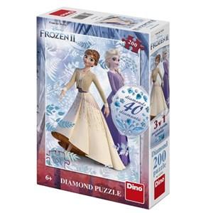 """Dino (42219) - """"Frozen II"""" - 200 piezas"""