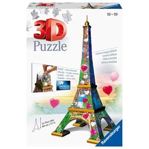 "Ravensburger (11183) - ""Eiffel Tower"" - 216 piezas"
