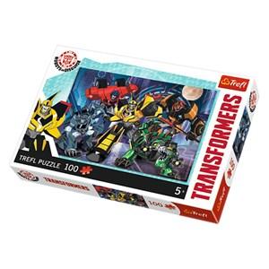 "Trefl (16315) - ""Transformers"" - 100 piezas"