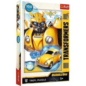 "Trefl (16355) - ""Transformers"" - 100 piezas"