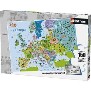 """Nathan (86835) - """"Europe"""" - 150 piezas"""