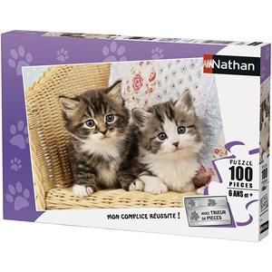 """Nathan (86766) - """"Kitten"""" - 100 piezas"""