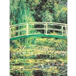 """Impronte Edizioni (051) - Claude Monet: """"Water Lilies"""" - 1000 piezas"""