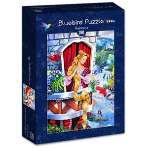 "Bluebird Puzzle (70388) - Jenny Newland: ""Raiponce"" - 260 piezas"