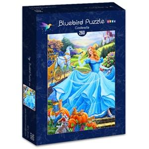 """Bluebird Puzzle (70389) - Jenny Newland: """"Cinderella"""" - 260 piezas"""
