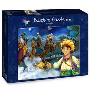 """Bluebird Puzzle (70348) - Maciej Es: """"Aladdin"""" - 100 piezas"""