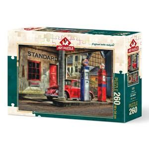 """Art Puzzle (4283) - """"Station"""" - 260 piezas"""