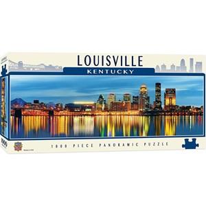 "MasterPieces (71725) - James Blakeway: ""Louisville, Kentucky"" - 1000 piezas"
