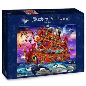 """Bluebird Puzzle (70399) - Ciro Marchetti: """"The Ark"""" - 100 piezas"""
