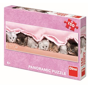 """Dino (39325) - """"Kittens"""" - 150 piezas"""
