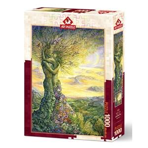 "Art Puzzle (5175) - Josephine Wall: ""Love of Nature"" - 1000 piezas"