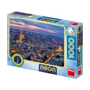 """Dino (54126) - """"Paris"""" - 1000 piezas"""