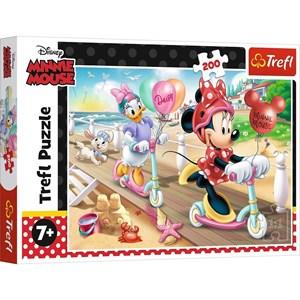 """Trefl (13262) - """"Minnie"""" - 200 piezas"""