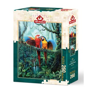 "Art Puzzle (5022) - ""Love in the Forest"" - 260 piezas"