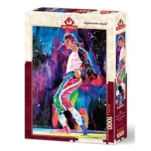 "Art Puzzle (4227) - ""Michael's Jackson Moonwalker"" - 1000 piezas"