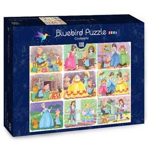 """Bluebird Puzzle (70354) - """"Cinderella"""" - 100 piezas"""