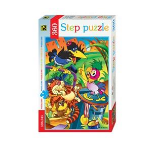"""Step Puzzle (73048) - """"Parrot Kesha"""" - 360 piezas"""