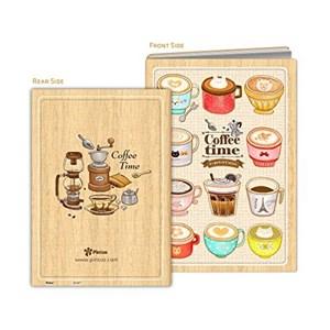 """Pintoo (y1015) - """"Puzzle Cover, Cafe shop"""" - 329 piezas"""